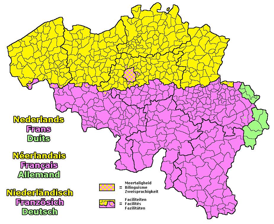 Languages_Belgium