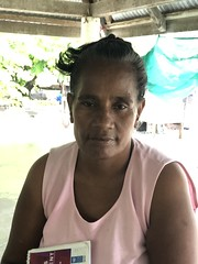 i-Kiribati people profile: Tengarengare, 50