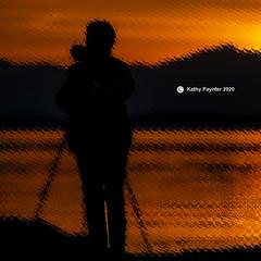 Silouette blur  9214