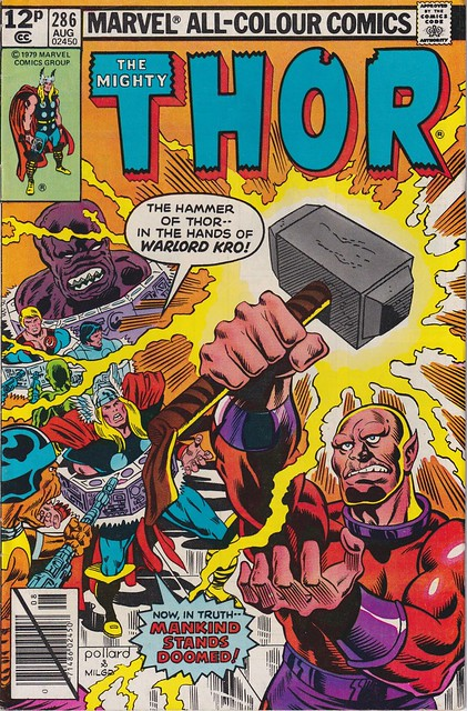 Thor 286 (UK edition)