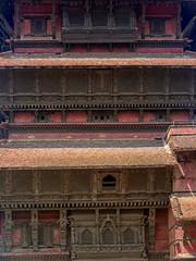 Newari architecture. Kathmandu, Nepal 2007