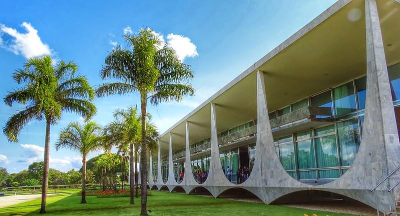 Palácio da Alvorada - Brasil