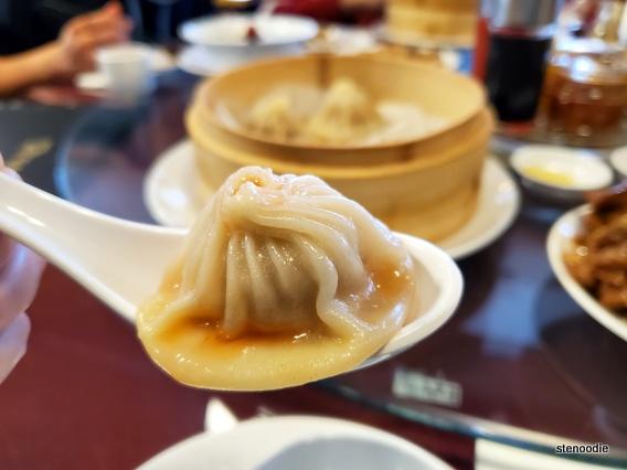 Shanghai Dim Sum soup dumpling