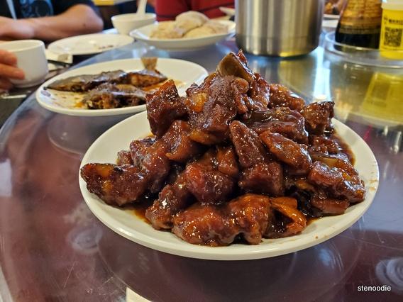 Shanghai Sweet & Sour Spare Rib Cuts