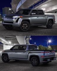 The all-electric Lordstown Motors Endurance will be going up against the Rivian R1T, Atlis XT, Bollinger B2, Hercules Alpha, Neuron T.One and Tesla Cybertruck when it launches later this year. #lordstown #pickuptruck #pickup #newcar #truck #cardesign #aut