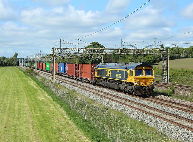 66712, Cotes Heath, 19 May 2020