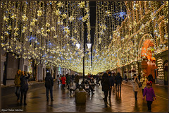 Moscú en enero