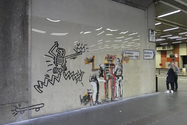 Banksy, Barbican