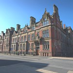 Lancashire County Council County Hall