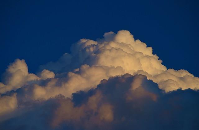 Munich - Clouds. Just clouds.