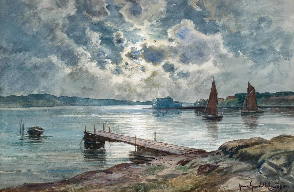 Anna Gardell-Ericson «Motifs from Marstrand»
