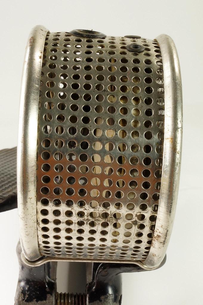 RD26450 Antique Cast Iron Foot Control Pedal Lathe Drill Tool Sewing Machine Rheostat DSC06731