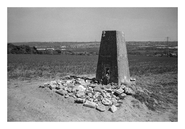Pandemic scenes - Trig point