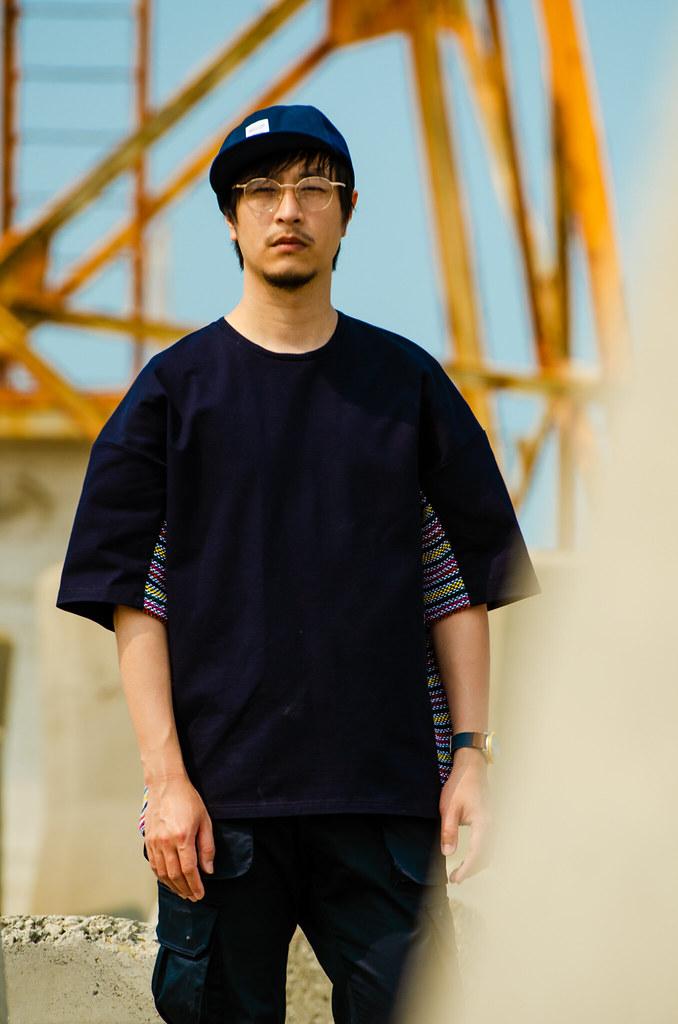 義大利編織透氣T恤