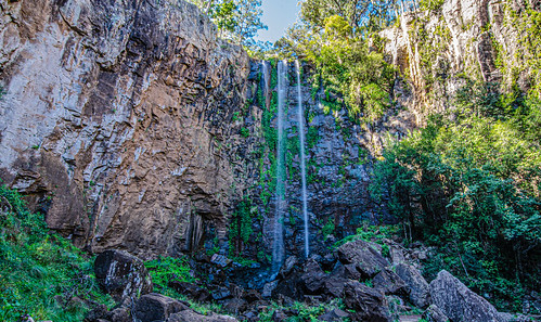 queenmaryfalls killarney queensland australia waterfall landscape