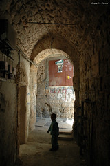 CARRERÓ D'ACRE (Palestina, març de 2007)