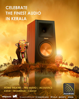 Celebrate the finest audio in Kerala with Soundfield