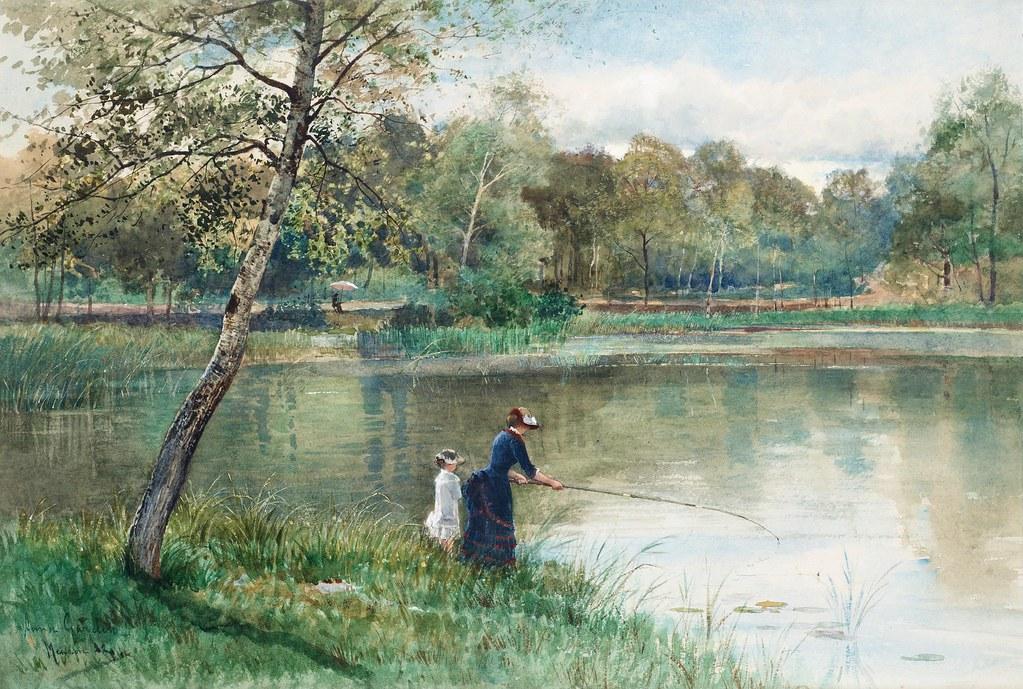 Anna Gardell-Ericson «Fishing»