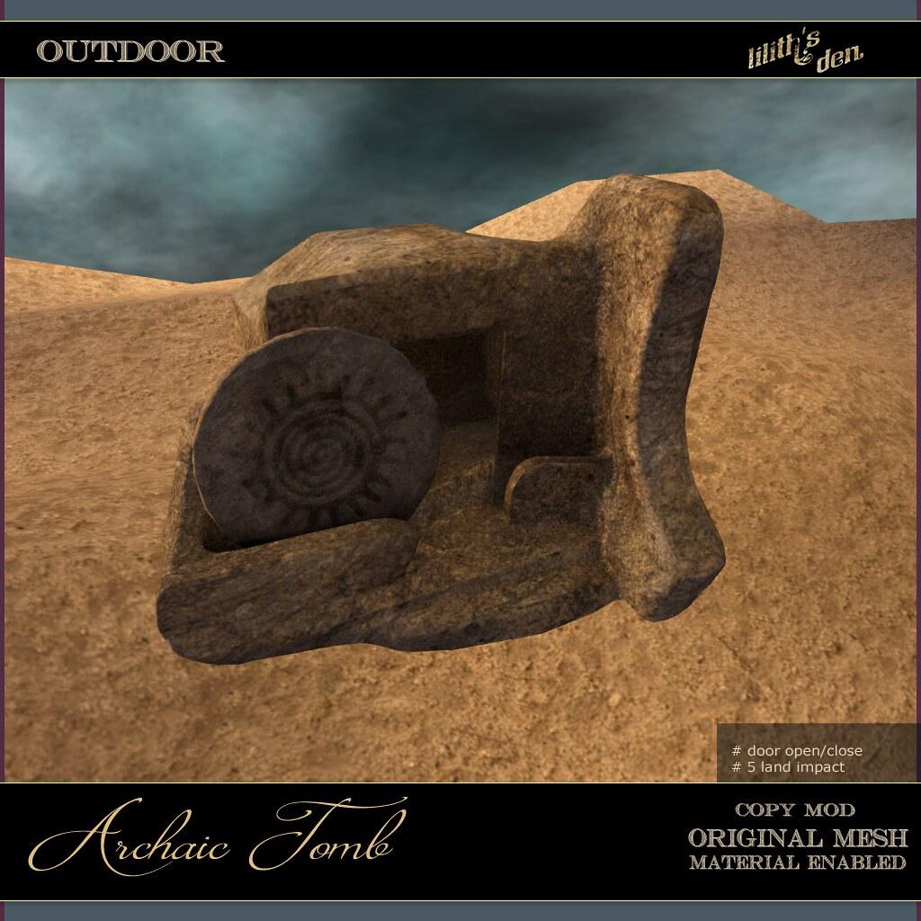 LD Archaic Tomb