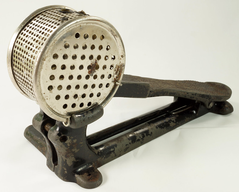 RD26450 Antique Cast Iron Foot Control Pedal Lathe Drill Tool Sewing Machine Rheostat DSC06727