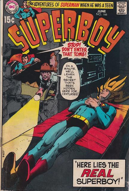Superboy 166