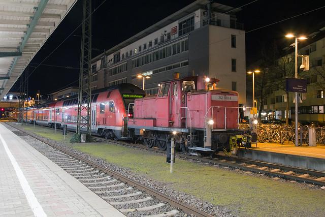 DB 363 681 Freiburg (Breisgau) Hbf