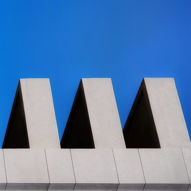 Simple Abstract Architecture