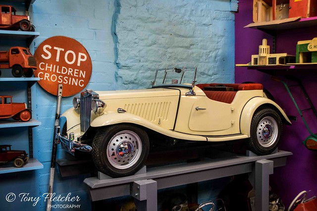 'THE COTSWOLDS MOTOR MUSEUM - BOURTON ON THE WATER'