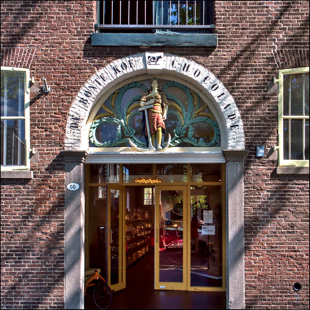De Bonte Koe, Schiedam
