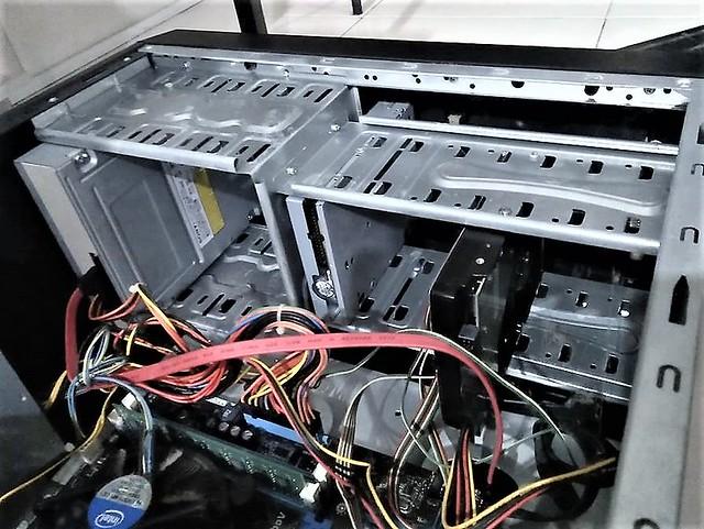 CPU inside
