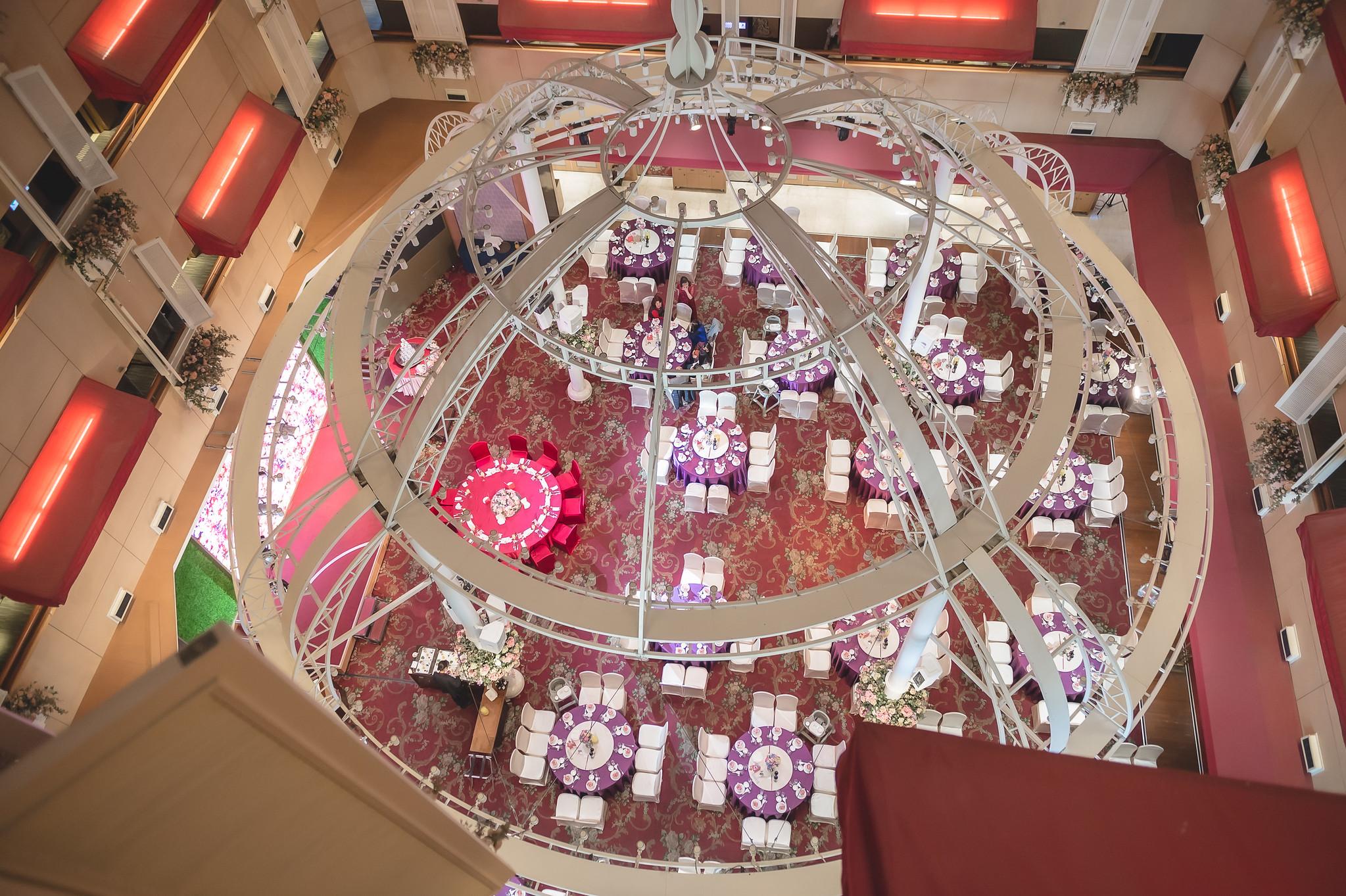 新莊瀚品酒店兆慶廳婚宴紀錄_053