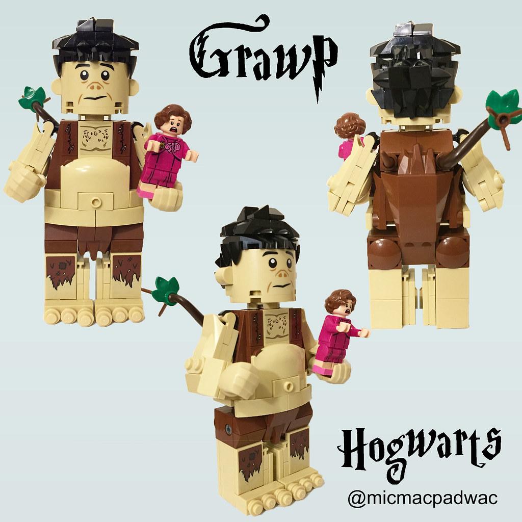 Lego Gwarp