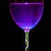 Laser trapped in a wine glass.