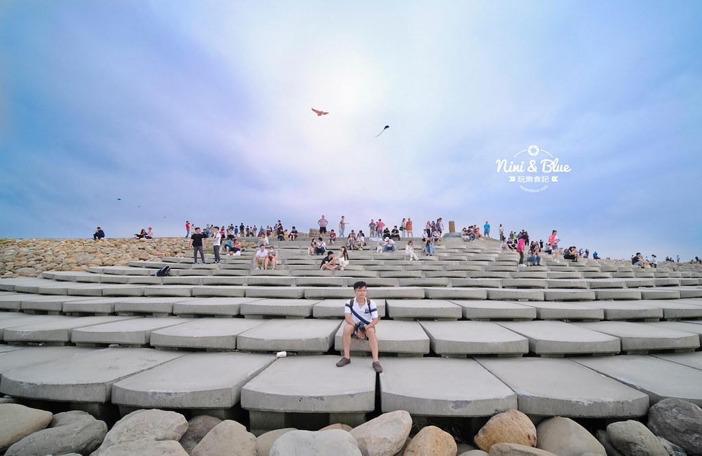漁人碼頭 新竹景點 魚鱗天梯 風箏公園17
