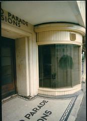 Entrance, Streatham High Rd, Streatham, 1990 TQ3072-011
