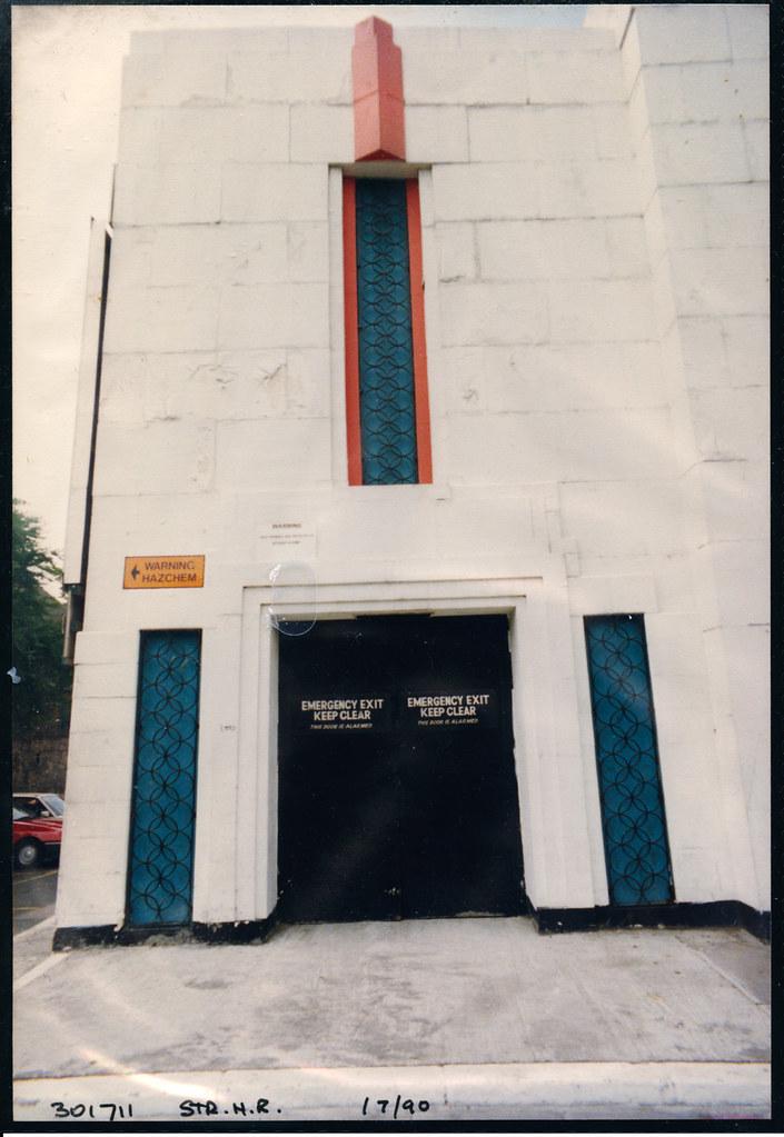 Streatham High Rd, 1990 TQ3071-001