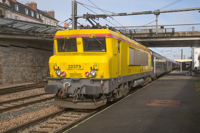 SNCF Infra 22379 Nevers