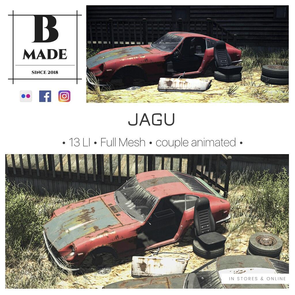 B-Made Jagu