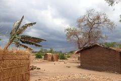 Storm brewing, Mangombo, Malawi