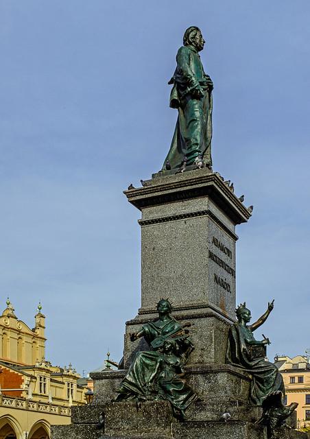 Monument (Market Square - Krakow Old Town) Fujifilm X100F (1 of 1)
