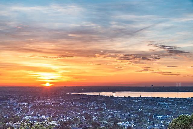 Sunset - DSC_0278