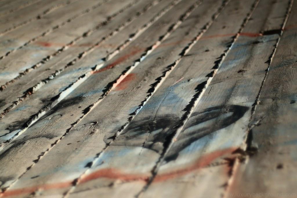 Heart in concrete