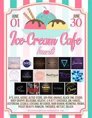 OPEN - Ice-Cream Cafe Hunt by Kaleidoscope Island