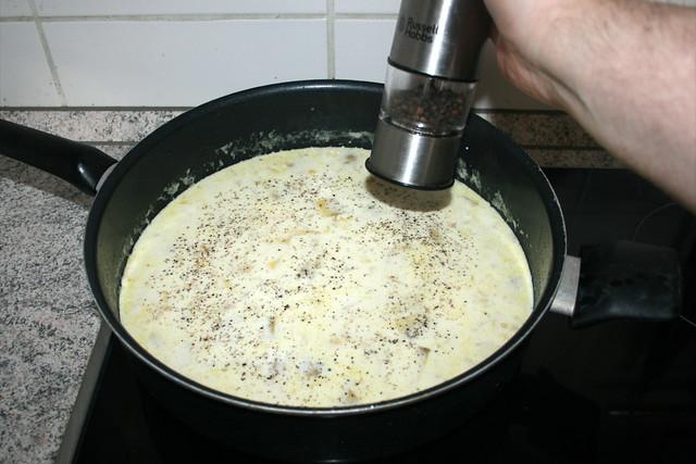 26 - Mit Salz & Pfeffer würzen / Season with salt & pepper