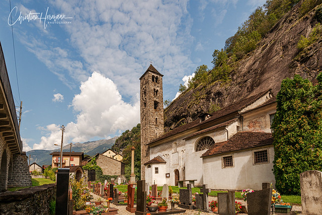 Chiesa San Maria Asunto, Chiggiogna, Switzerland