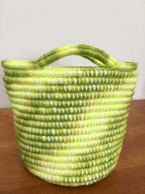 Happy Project Basket