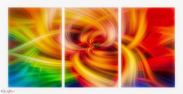 Triptych Twirl