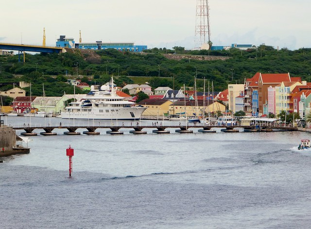 Willemstad, Curaçao - Queen Emma Bridge