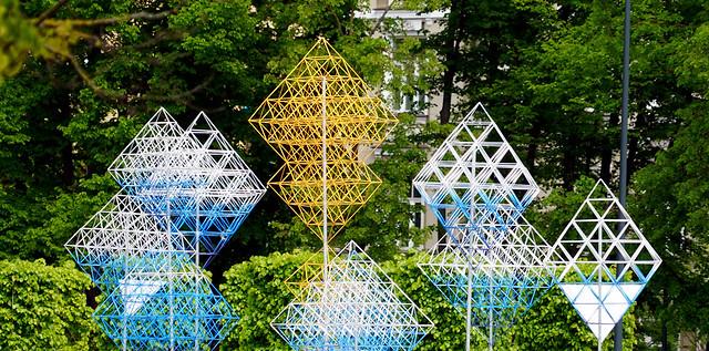 Art in the Park: Vilnius