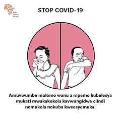 COVID-19 Chitonga (Zimbabwe & Zambia)